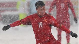'Cầu vồng trong tuyết' của Quang Hải dẫn đầu đề cử giải bàn thắng đẹp U23 châu Á