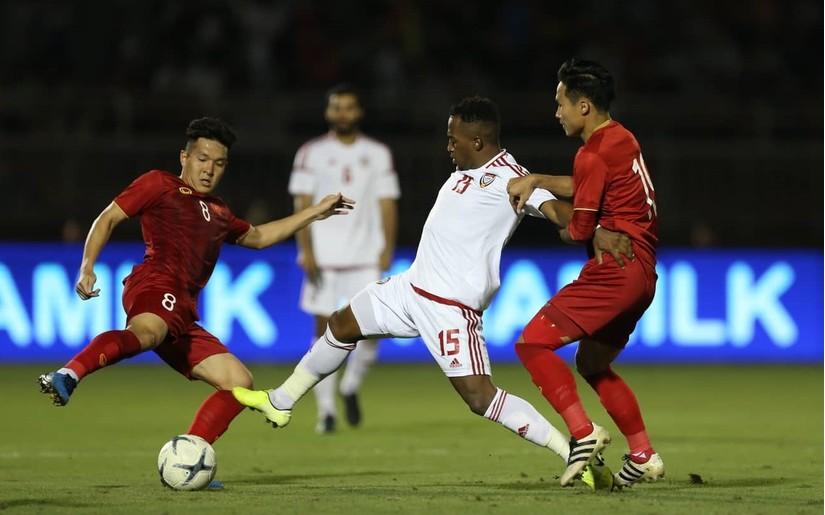 HLV U23 UAE đánh giá rất cao thầy trò HLV Park Hang Seo ở vòng chung kết U23 châu Á