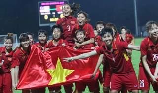 Sốc với số tiền khổng lồ đội tuyển nữ Việt Nam nhận được sau SEA Games