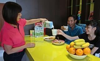 Sữa tươi Organic của Vinamilk 'bắt sóng' người tiêu dùng Singapore