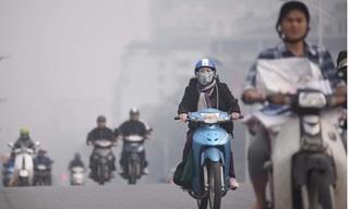 Lộ nguyên nhân khiến ô nhiễm không khí Hà Nội trầm trọng