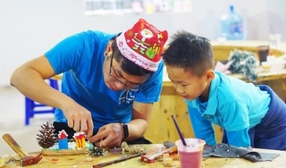 Có gì tại Workshop Công Xưởng Giáng Sinh thu hút cả trăm phụ huynh nô nức tham gia vào ngày 21/12 tới?