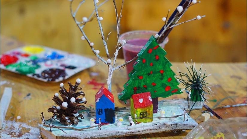 Workshop Công Xưởng Giáng Sinh vào ngày 21/11 tới