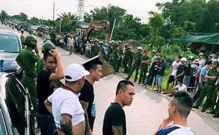 Thông tin mới nhất vụ giang hồ vây chặn xe chở công an ở Đồng Nai