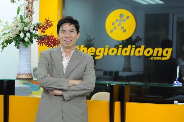 Đại gia Nam Định đặt kỳ vọng doanh thu TGDĐ sẽ vượt ngưỡng 5 tỷ USD
