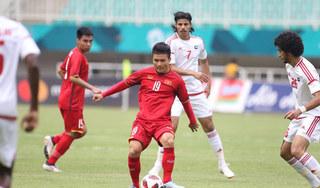 Quyết đấu Việt Nam, U23 Jordan triệu tập 2 sao châu Âu lên tuyển