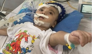 'Chú lính chì dũng cảm' Phạm Đức Lộc qua đời sau 3 năm mắc não úng thủy