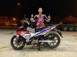 Bị CSGT phạt, phượt thủ thừa nhận bịa chuyện chạy xe máy xuyên Việt hết 19 giờ