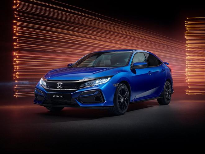 Honda gây sốt với 2 mẫu ô tô ấn tượng về ngoại hình và công nghệ2