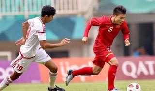 Tuyển U23 Jordan mất trụ cột ở trận gặp U23 Việt Nam
