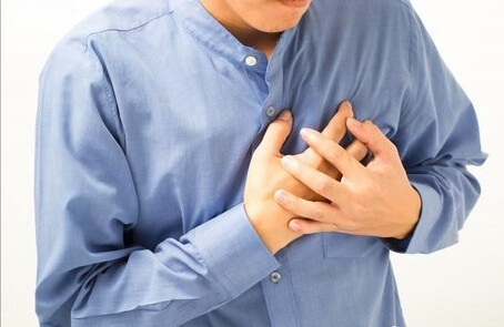 Đau thắt ngực đang dần trẻ hóa, mách bạn bài thuốc nam hiệu quả