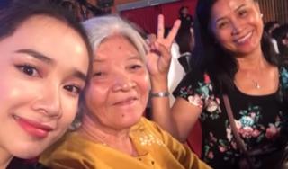 Thí sinh 74 tuổi thi Thách thức danh hài: Không ngờ Trường Giang, Nhã Phương lại thân thiện thế!