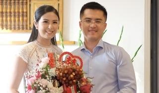 Xôn xao thông tin Hoa hậu Ngọc Hân làm đám hỏi với bạn trai lâu năm