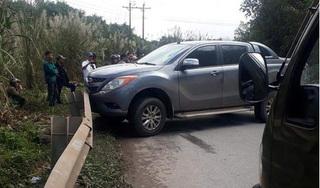 'Găm' 2 tạ ma túy đá, các đối tượng bỏ cả xe lẫn hàng để thoát thân