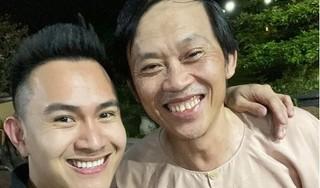 Hoài Linh và con trai hội ngộ thân thiết bên nhau