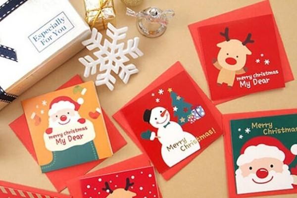 Gửi lời chúc mừng giáng sinh - Merry Christmas