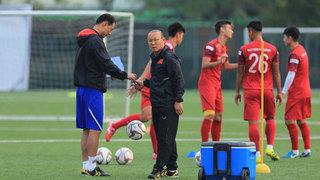 U23 Việt Nam so tài với cựu Vương V.League trước ngày sang Thái Lan
