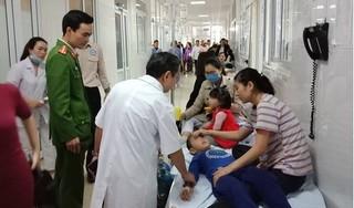 Hàng chục học sinh trường mầm non nhập viện nghi ngộ độc thực phẩm