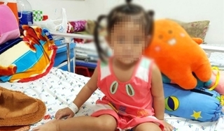 Bệnh viện địa phương chẩn đoán nhầm, bé gái 3 tuổi bị đột quỵ nhồi máu não suýt mất mạng