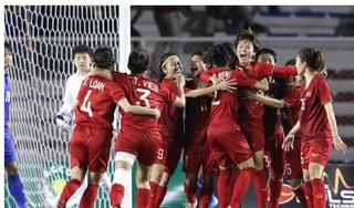 Báo Thái 'sốc' với số tiền tuyển nữ Việt Nam nhận được sau SEA Games