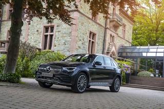 Mercedes-Benz GLC 300 bản nâng cấp ra mắt tại Việt Nam với giá 2,56 tỷ đồng