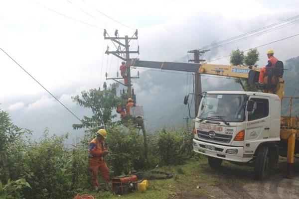 Lịch cắt điện ở Lạng Sơn từ ngày 24/12 đến 26/122