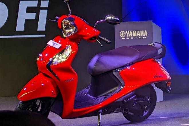 Yamaha ra mắt xe ga mới với giá rẻ gần 22 triệu đồng