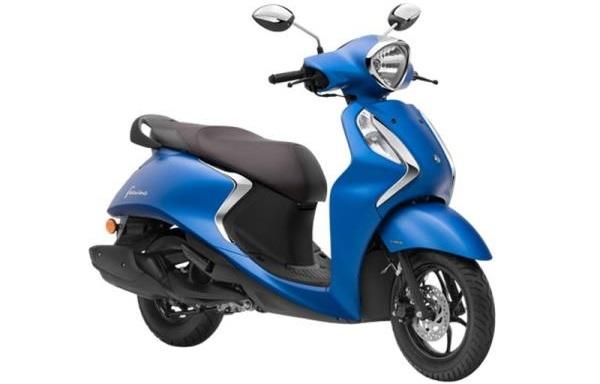 Yamaha ra mắt xe ga mới với giá rẻ gần 22 triệu đồng2