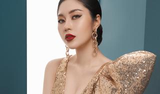Hoa hậu Tô Diệp Hà khoe hình thể gợi cảm và chân dài quyến rũ
