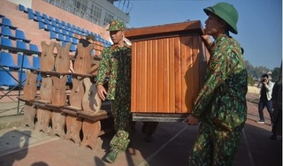Cận cảnh nơi xét xử công khai vụ nữ sinh giao gà bị sát hại ở Điện Biên