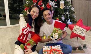 Cường Đô la nhận con rể, ngầm xác nhận Đàm Thu Trang mang bầu là tiểu công chúa?
