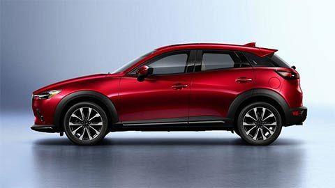 Mazda CX-3 2020 giá 500 triệu đồng có gì hay để đấu Honda HR-V2