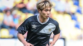 HLV Chung Hae-seong: 'Tôi sẽ giúp Công Phượng trở nên hoàn thiện'