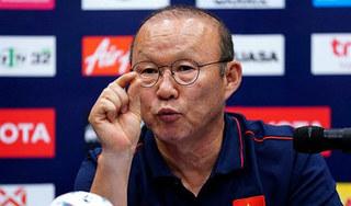 HLV Park Hang Seo nhận định về các đối thủ cùng bảng với U23 Việt Nam