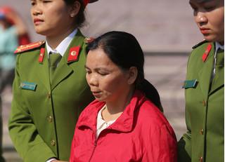 Xử vụ nữ sinh giao gà: Người dân vỗ tay khi đề nghị tăng hình phạt với Bùi Thị Kim Thu