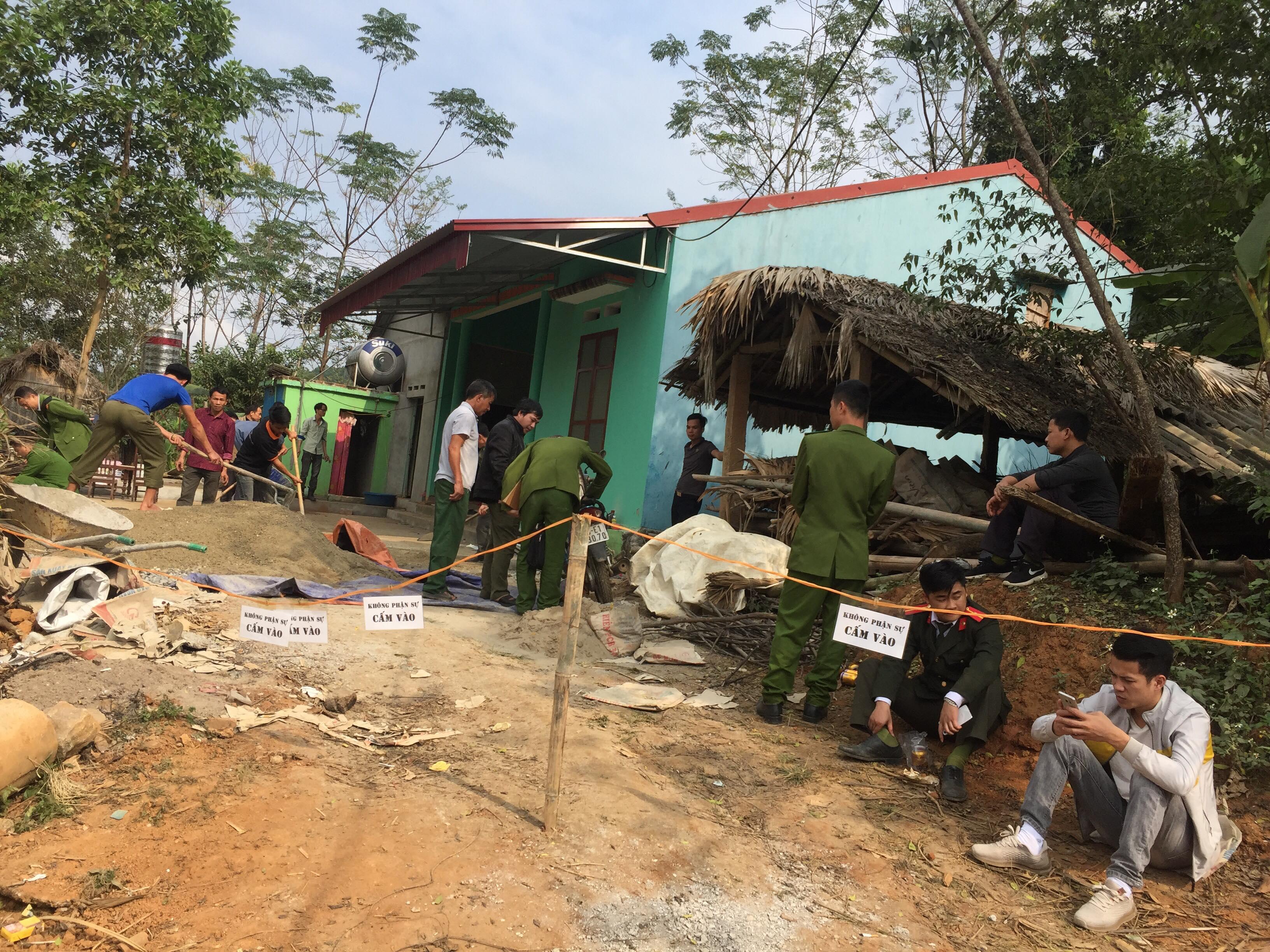Gia cảnh đáng thương của nạn nhân nhỏ tuổi nhất vụ thảm án ở Thái Nguyên