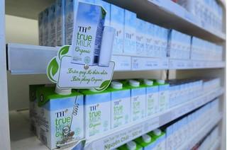 Quy trình vắt sữa 'kín hoàn hảo' của TH true MILK: Sữa tươi không tiếp xúc với không khí một giây nào