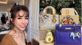 Con gái Minh Nhựa khoe món quà 'nho nhỏ' từ mẹ đẻ khiến dân tình trầm trồ