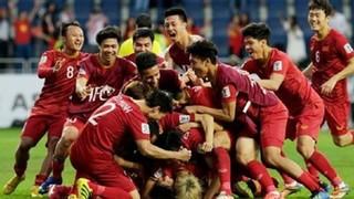 Lãnh đạo VFF: 'Bóng đá Việt Nam có sự phát triển phi thường'