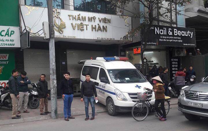Cán bộ công an tử vong ở TMV Việt Hàn: Cơ sở này hoạt động trái phép