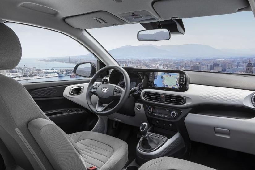 Hyundai gây sốt khi ra mắt ô tô mới chưa đến 200 triệu đồng2