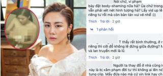 Cư dân mạng phẫn nộ, kêu gọi ngừng share clip nhạy cảm của Văn Mai Hương