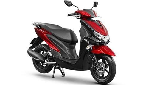 Yamaha ra mắt 2 mẫu xe tay ga với giá rẻ bất ngờ