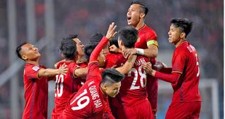 FIFA vinh danh đội tuyển Việt Nam của HLV Park Hang Seo