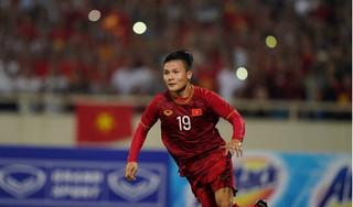 Quang Hải: 'Bóng đá Việt Nam sẽ xuất hiện nhiều cầu thủ giỏi hơn tôi'