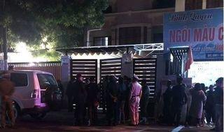 Quảng Ninh: Chồng bắn chết vợ, khống chế 2 con làm con tin