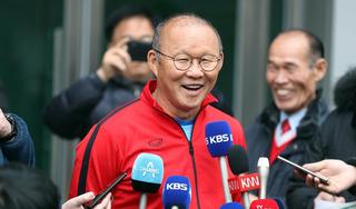 HLV Park Hang Seo: 'Không dễ để tham dự Thế vận hội hay World Cup'