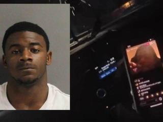 Kẻ trộm xe nhận cái kết đắng sau khi livestream trên mạng xã hội