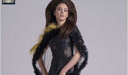 Hoa hậu Hoàn vũ Catriona Gray quyền lực và cuốn hút trong váy của NTK Tuyết Lê