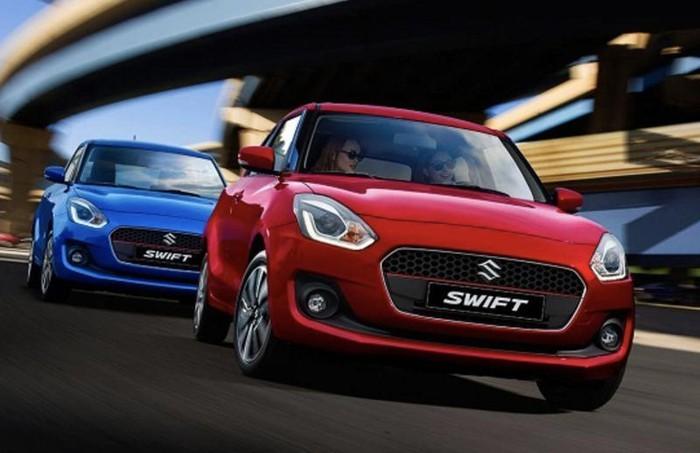 Suzuki Swift 2020 giá từ 500 triệu đồng có gì hấp dẫn